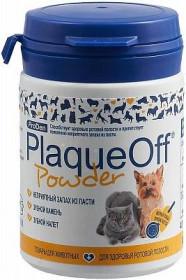 ProDent PlaqueOff  Средство для профилактики зубного камня кошек и собак, 180 г