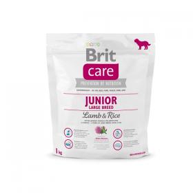 Brit Care Junior Large Breed для щенков Крупных пород, ягненок с рисом