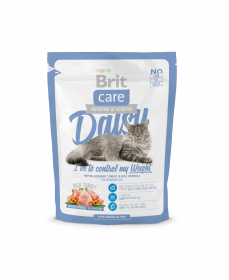 Brit Care Cat Daisy сухой корм для кошек склонных к полноте всех пород с индейкой