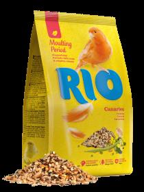 RIO корм для канареек. Рацион в период линьки