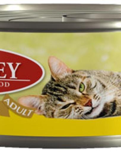 Беркли консервы для кошек говядина с олениной №12 100 гр.