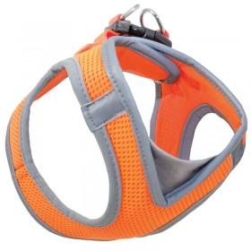 TRIOL Мягкая шлейка-жилетка, оранжевая,  обхват груди 360-410мм