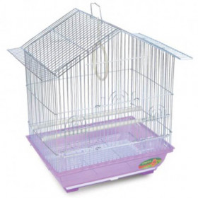 1601Z Клетка для птиц цинк