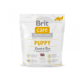 Brit Care Puppy All Breed для щенков Всех пород, ягненок с рисом