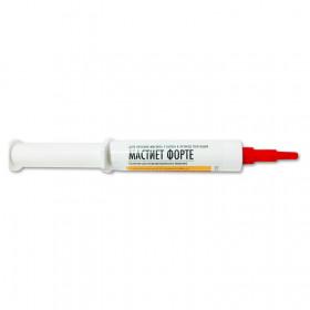 Мастиет Форте суспензия для интрацистернального введения, 8 мл шприц-дозатор 1шт