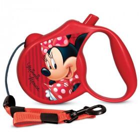 Disney WD1004 Поводок - рулетка Minnie M, 5м до 20кг, трос
