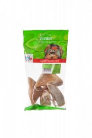 Tit Bit копыто мясное говяжье , мягкая  упаковка