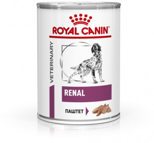 Royal Canin Renal для собак, 410 г