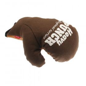 """GiGwi 75435 Игрушка для собак """"HEAVY PUNCH"""" Боксерская перчатка с пищалкой"""