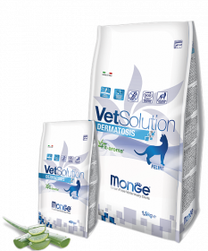 Monge VetSolution Cat Dermatosis для кошек