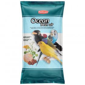 PADOVAN Ocean Fresh  Air Био-песок для всех видов птиц 5кг