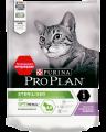Pro Plan сухой корм для стерилизованных кошек и кастрированных котов, с высоким содержанием индейки