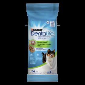 DentaLife , лакомство для собак средних пород, уход за полостью рта