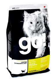 GO! SENSITIVITIES Grain Free Recipe CF 31/15 сухой беззерновой корм д/котят и кошек с чувствительным пищеварением, свежая Утка