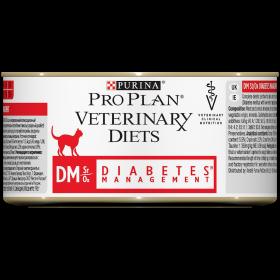 Pro Plan Veterinary Diets (Про План Ветеринари Даетс) DM St/Ox, с говядиной, 195г