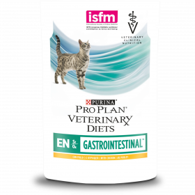 Pro Plan Veterinary Diets EN с курицей, 85 г
