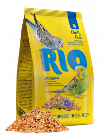 RIO корм для волнистых попугаев. Основной рацион