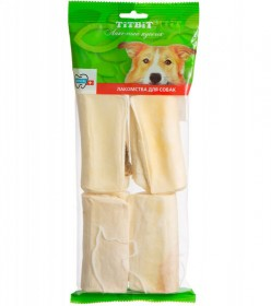 Tit Bit Сэндвич с говяжьим рубцом XL , мягкая упаковка 7862