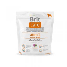 Brit Care Adult Medium Breed для взрослых собак средних пород, ягненок с рисом