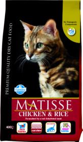 Farmina  Matisse chicken & rice сухой корм для взрослых кошек c курицей и рисом