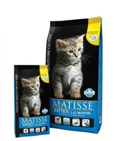 Farmina Matisse сухой корм для котят, беременных и кормящих кошек.