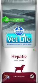 Farmina Vet Life Hepatic для собак