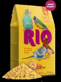 RIO корм яичный для волнистых попугайчиков и других мелких птиц