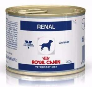 Royal Canin Renal Консервированный корм для собак диета при хронической почечной недостаточности