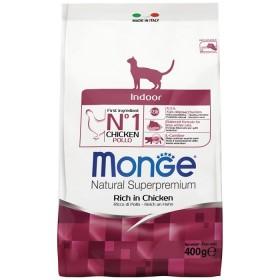 Monge Cat Indoor корм для домашних кошек