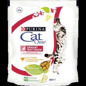 Purina Cat Chow, сухой корм для взрослых кошек для поддержания здоровья мочевыводящих путей, с высоким содержанием домашней птицы
