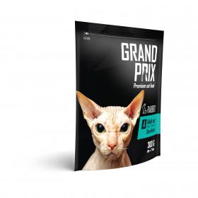 Сухой корм для кошек GRAND PRIX Adult Sterilized с кроликом