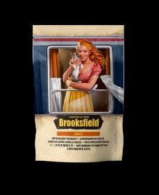 Brooksfield Adult Cat Rabbit консервы для кошек с  кроликом в соусе ( пауч)