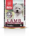 """BLITZ """"Ягненок с индейкой"""", консервы для собак всех пород и возрастов 400 гр."""