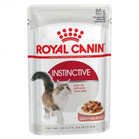 Корм для кошек Royal Canin Instinctive Gravy соус, 85 г