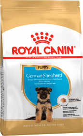 Корм для щенков немецкой овчарки Royal Canin German Shepherd Junior, до 15 месяцев