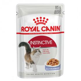 Корм для кошек Royal Canin Instinctive паштет, 85 г