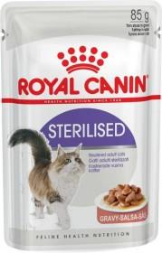 Корм для кошек Royal Canin Sterilised, Gravy (Подливка) 85 г