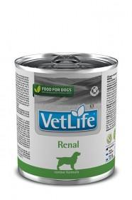 Farmina Vet Life Renal влажный корм для собак для поддержания функции почек