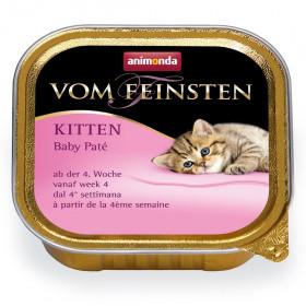 ANIMONDA VOM FEINSTEN Baby Pate консервы для котят паштет 100 гр.