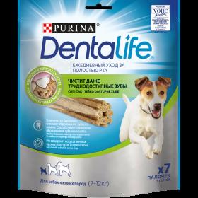 DentaLife ,лакомство для собак мелких пород , уход за полостью рта