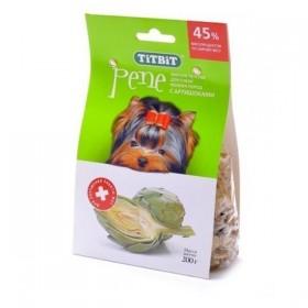 Tit Bit PENE Печенье c артишоками,  для собак мелких пород