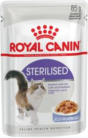 Корм для кошек Royal Canin Sterilised Jelly, 85 г