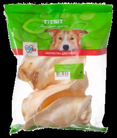 Tit Bit Ухо говяжье XХL-мягкая упаковка