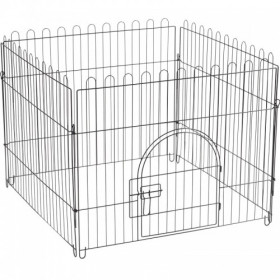 TRIOL Клетка-вольер для животных , эмаль 4 секции (840*690мм) , K1
