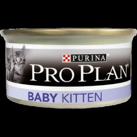 Pro Plan для котят, с высоким содержанием курицы