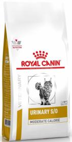 Корм Royal Canin Urinary S/O Moderate Calorie