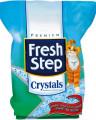 FRESH STEP CRYSTALS наполнитель впитывающий силикагелевый, 1,81 кг