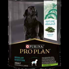 Pro Plan Nature Elements сухой корм для взрослых собак средних и крупных пород, с высоким содержанием ягненка