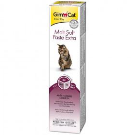 Gimpet Malt-Soft-Extra Паста для вывода шерсти из желудка, 20 г