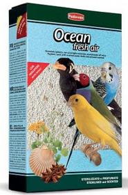 PADOVAN Ocean Fresh  Air Био-песок для всех видов птиц 1кг